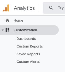 Simon Kingsnorth - Google analytics custom reports