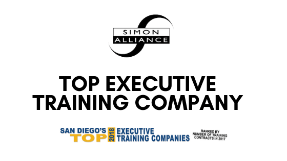Simon Leadership Alliance Ranked in San Diego Business Journal's 2018 Top Executive Training Companies