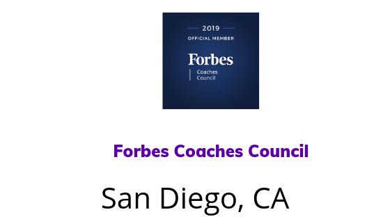 Forbes Coaches Council San Diego CA Mitchell Simon The Simon Leadership Alliance