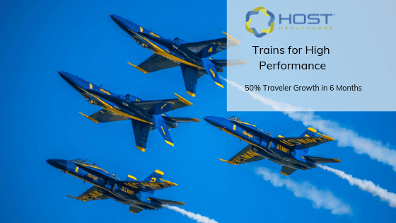 Host Healthcare Trains for High Performance (1)