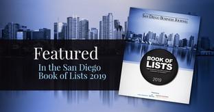Top Executive Training Companies | San Diego Business Journal | Book of Lists | Leadership Training San Diego, CA