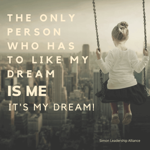 Why You Don't Share Your Dreams & What You Need to Remember Mantra #2  Simon Leadership  San Diego, CA