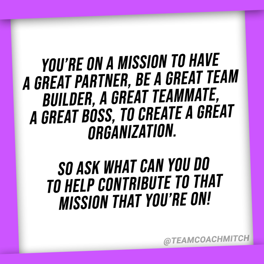 """You're on a mission to have a great partner, be a great team builder, a great teammate, a great boss, to create a great organization. So as what you can do to help contribute to that mission that you're on!""   Asking for feedback, seeking feedback, asking for advice, how to overcome the fear of asking for feedback, how can I ask for feedback without being afraid, how to get comfortable with criticism, how to seek criticism comfortably, why are people so afraid to give feedback, how do i get over the fear of judgement, how can i overcome fear of failure, how to get comfortable asking for more advice, why is it scary to ask for feedback, why asking for feedback makes me nervous, how to get comfortable with asking for feedback,"