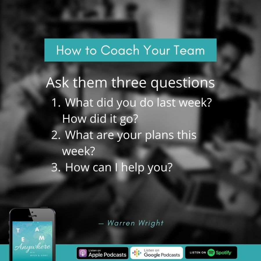 How to Coach Your Team step 2 coach your multi-generational team Teamwork Quotes Leadership Tips for 2021