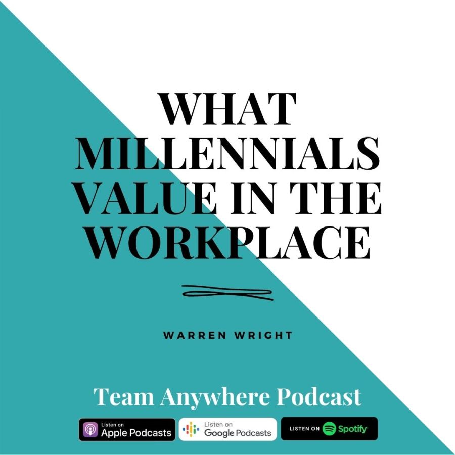 What Millennials value in the workplace 2 coach your multi-generational team Teamwork Quotes Leadership Tips for 2021