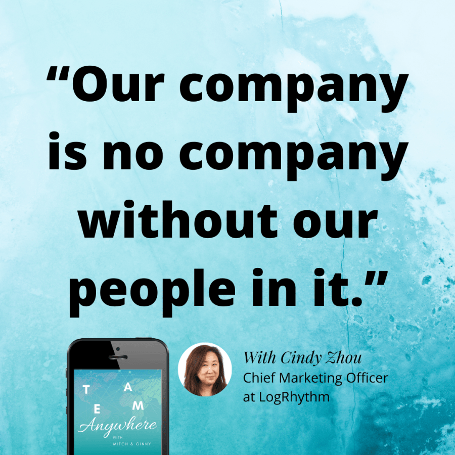 our company is no company without our people in it how to demonstrate empathy