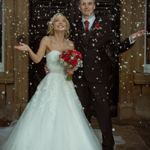Dean& Jemma at Walton Hall, Waterton Park Hotel 5