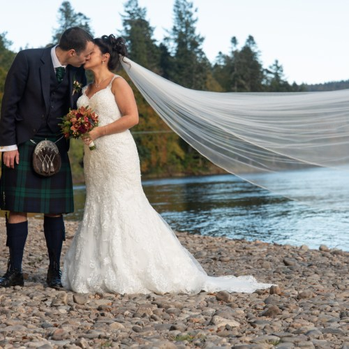 Stephen and Reva, Dunkeld House Hotel 2