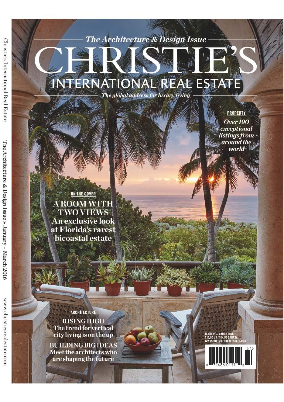 Christies International Real Estate - Simon Orrell Design - Avila - JanuaryMarch 2016-1_Page_1