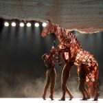 War Horse Melbourne Review Simon Parris Man In Chair