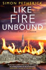 Simon Petherick Like Fire Unbound