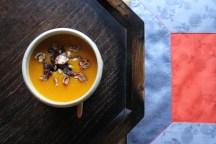 Pumpkin Soup, Suyeon Sanbang, Seoul
