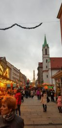 Christmas Market with space to walk!