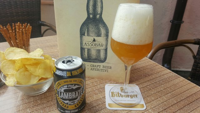 Craft beer in Northern Italy
