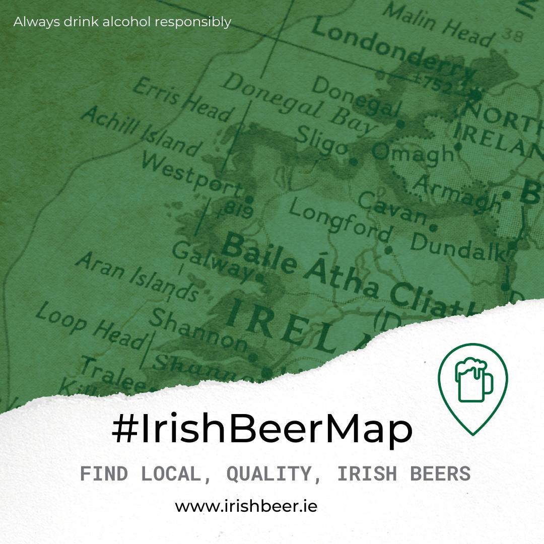 Putting Irish Beer on the map! thumbnail