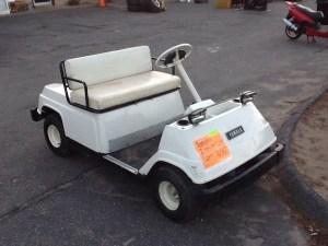 Yamaha g1 golf cart Gasoline powered $650 | Simon Says