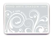 Hero Arts Shadow Ink Pad SOFT GRANITE Mid-Tone AF226