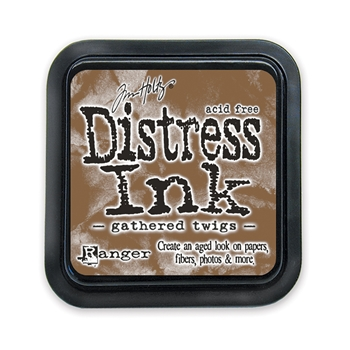 Tim Holtz Distress Ink Pad GATHERED TWIGS Ranger Fall TIM32823