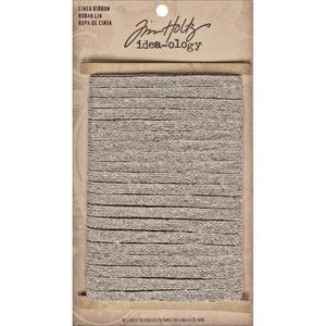 Tim Holtz Idea-ology LINEN RIBBON TH93102