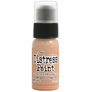Tim Holtz Distress Paint TATTERED ROSE Ranger TDD38887