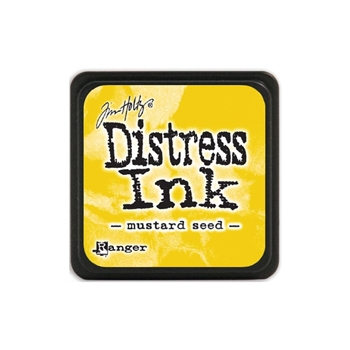 Tim Holtz Distress Mini Ink Pad MUSTARD SEED Ranger TDP40040