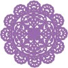 Prima Marketing Parisian Lace Doily Wafer Thin Die