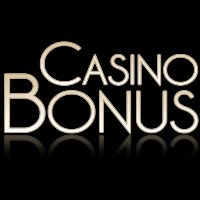 This is a picture of the golden words Casino Bonus over a black background. This refers to activity 'bonus hunting', a method used by professional gamblers as well as ordinary people trying to make money gambling, you can read about this technique to the right of this picture.