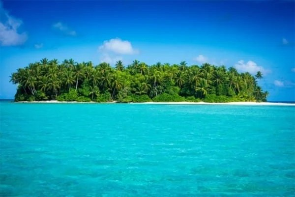 In Tuvalu, the 4th smallest country in the world gambling is illegal