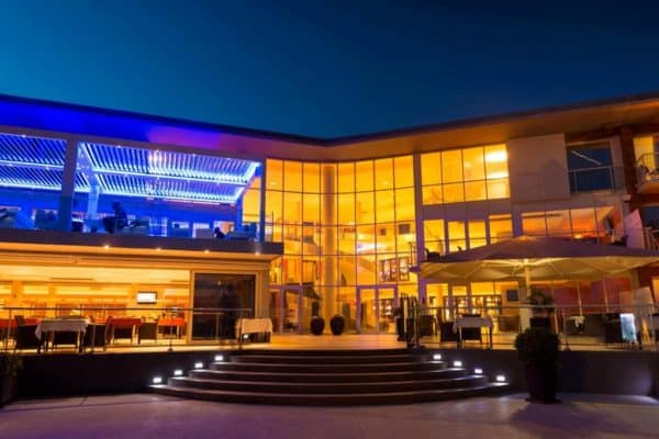Casino Terrou-bi at night