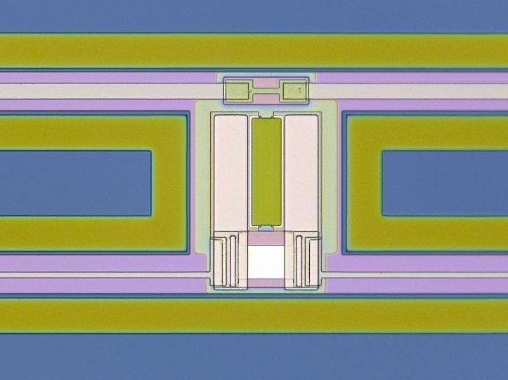 TES detector design