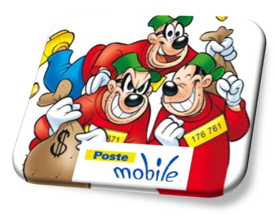 Ecco come Postemobile truffa i clienti