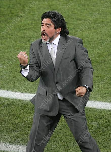 Diego Maradona (Argentina)