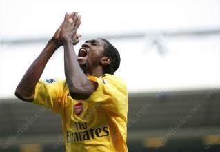 Emmanuel Adebayor (Arsenal)