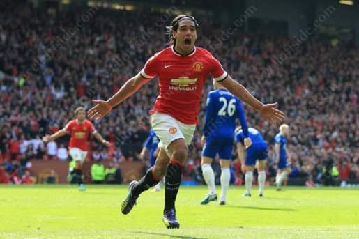 Radamel Falcao (Manchester United)