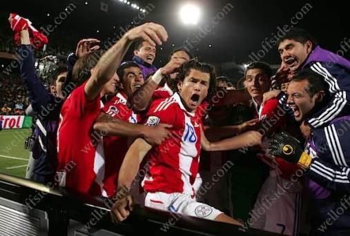 Paraguay 2010