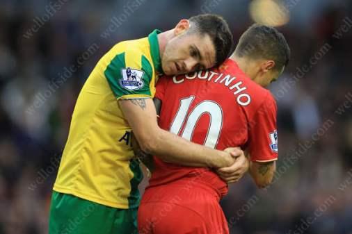 Robbie Brady & Philippe Coutinho