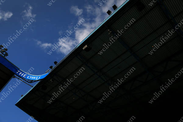 Hillsborough, home to Sheffield Wednesday - 'The Owls'