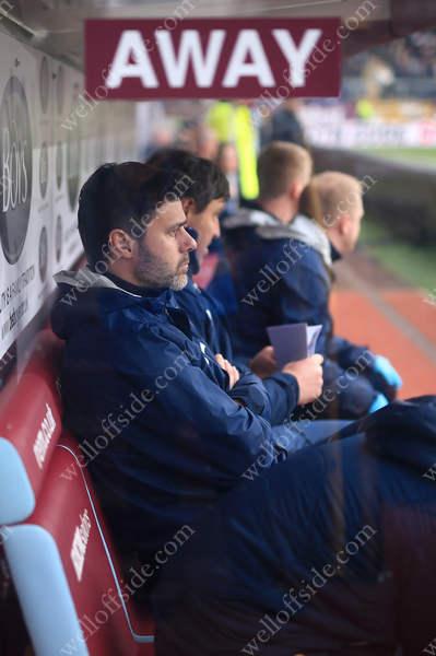 Spurs manager Mauricio Pochettino
