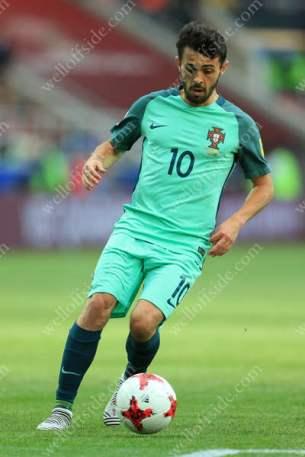 New Man City signing Bernado Silva