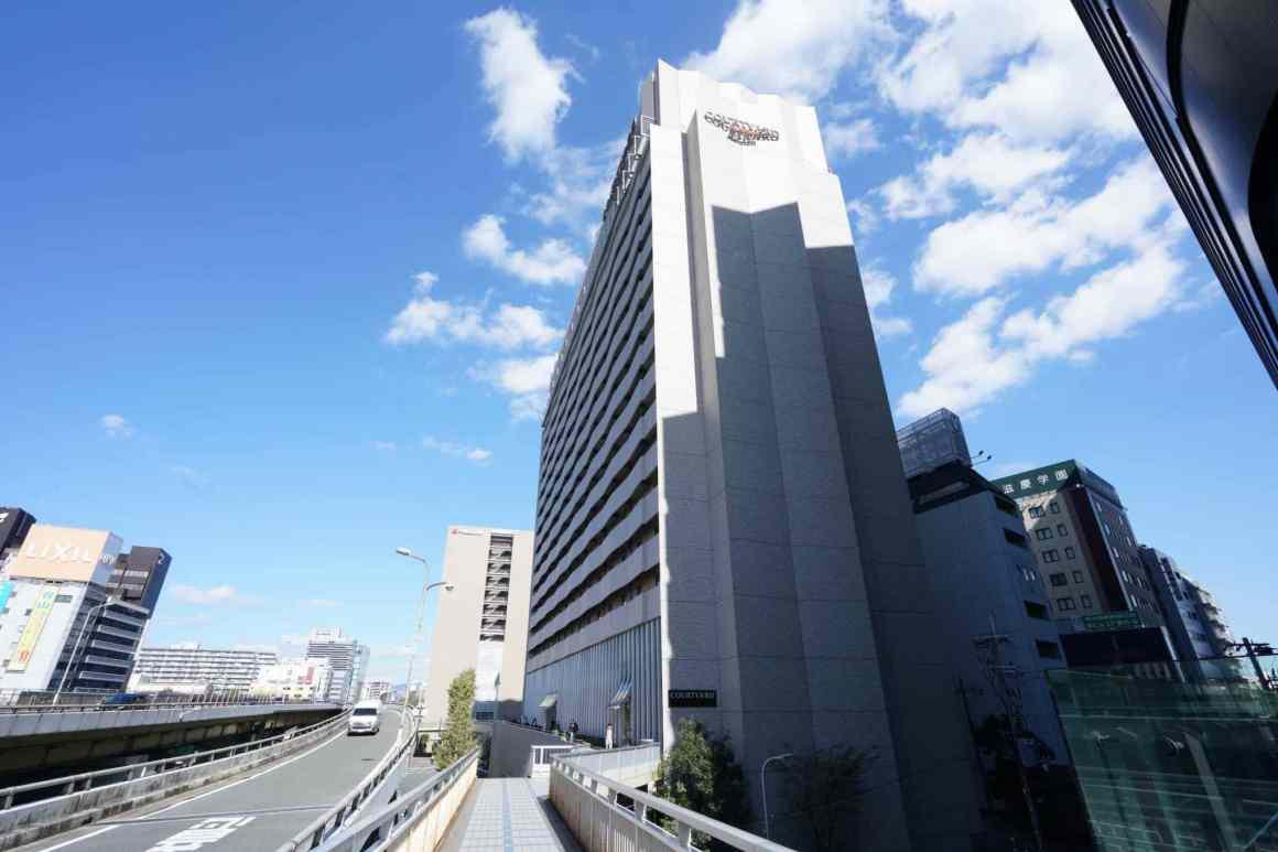 大阪米其林飯店 新大阪車站萬怡酒店
