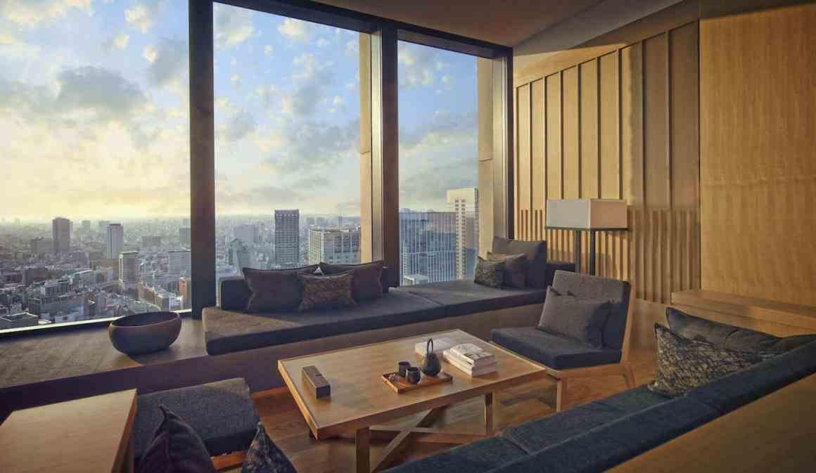 東京米其林飯店 安縵東京酒店 (アマン東京)