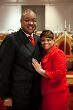 pastor and first lady thompson