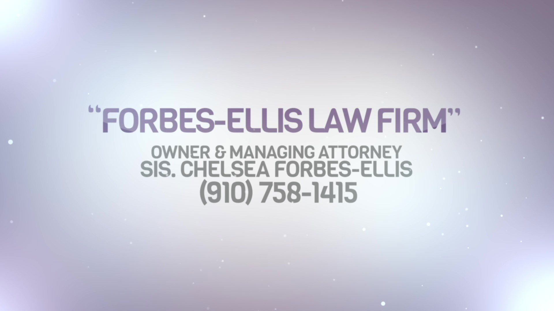 Forbes-Ellis Law Firm
