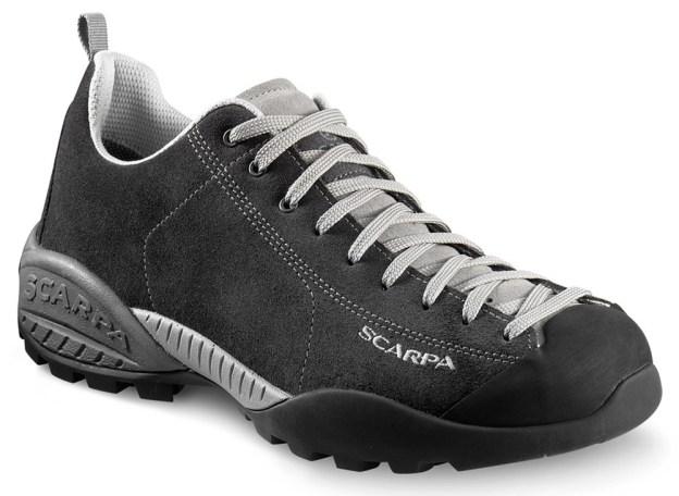 Dad shoes: Scarpa Mojito GTXs