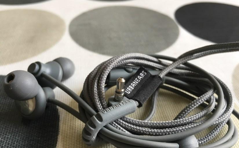 Urbanears headphone clip
