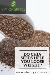 Do Chia Seeds Help You Loose Weight?