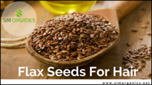 Flax Seeds For Hair – How You can Revert Hair Fall in Simple Steps