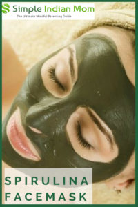 Spirulina Face Mask- For Better Skin Health