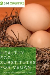 Healthy Egg Substitutes For Vegan