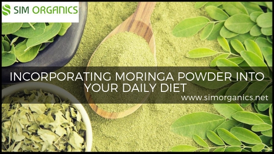 Incorporating Moringa Powder Into Your Daily Diet